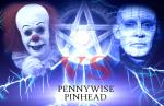 Pennywise vs Pinhead