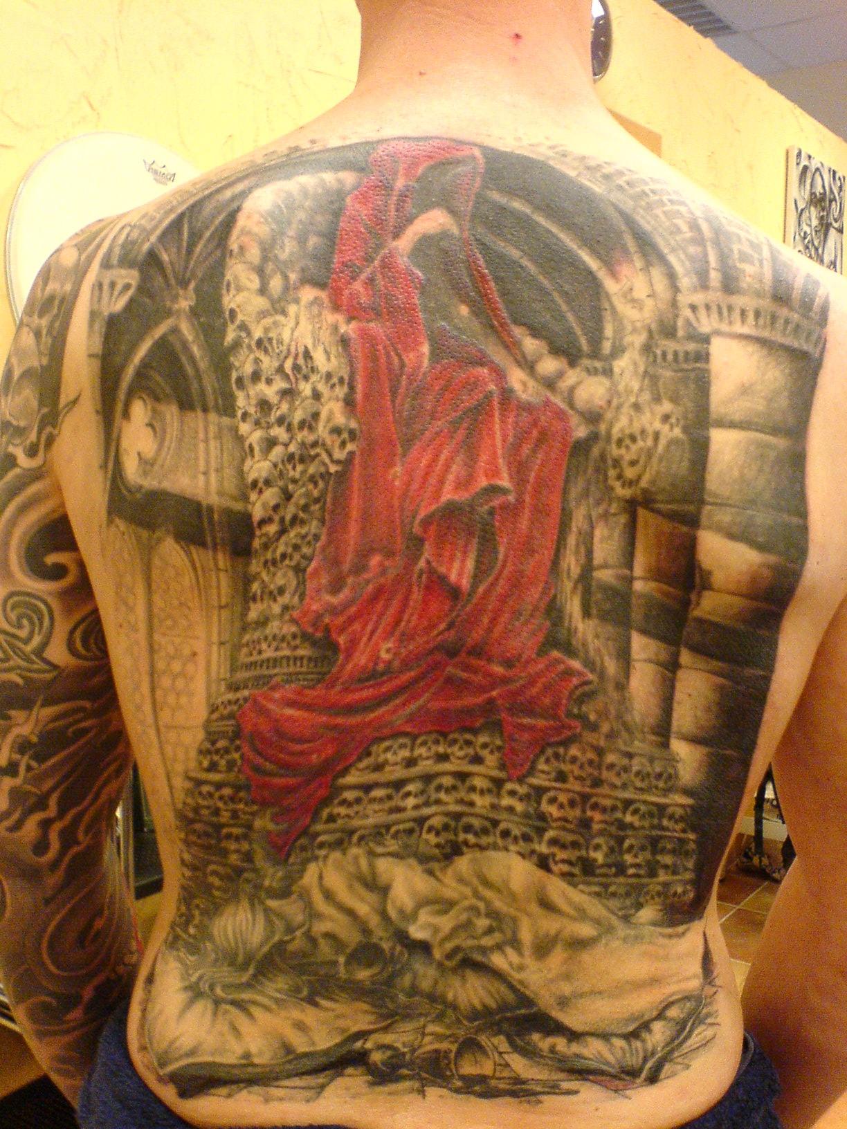 Oy Dark Tower Tattoos